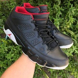 Air Jordan retro 9 snake skin low